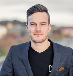 Peter Olofsson - Utbildningsansvarig Haldor