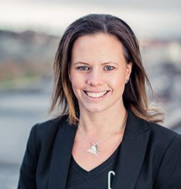 Sara Zetterberg CEO Haldor AB