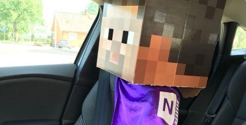 Jerker Porat Minecraft