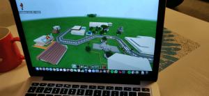 Minecraft EE-projektet med skolorna i Sundbyberg