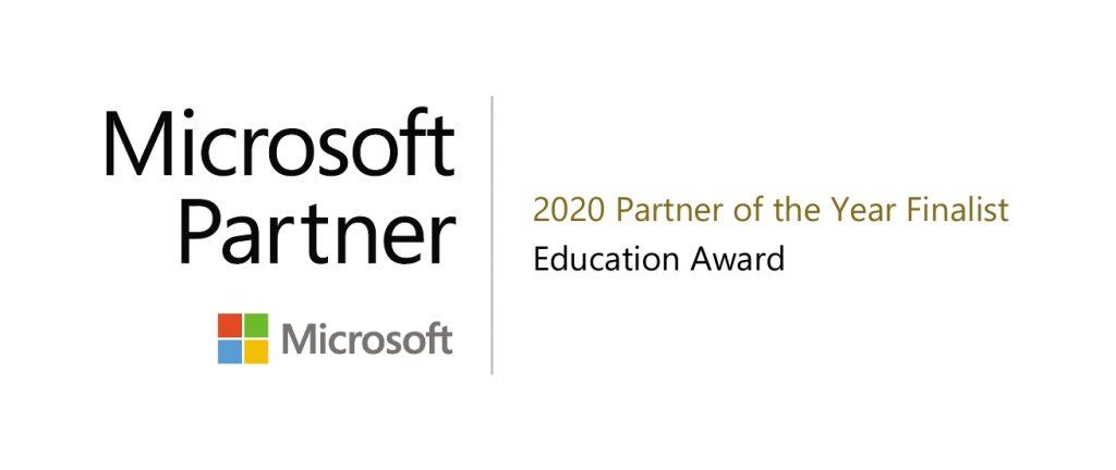 Microsoft Education Partner 2020 logo