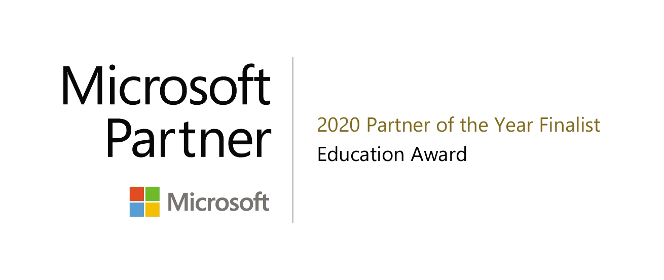 Microsoft Education Partner 2020 logo