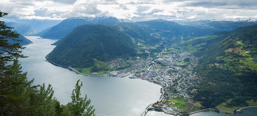 Foto på Sogndal kommune